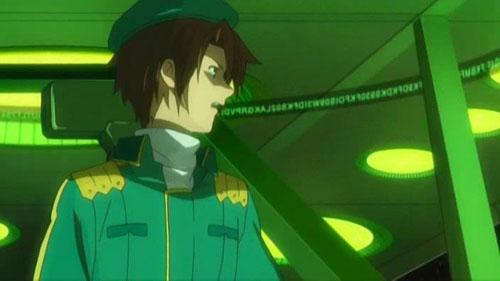 绿战士古泉同学