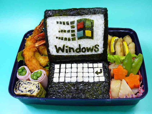 Windows SuShi