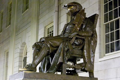 Halo 3 Harvard