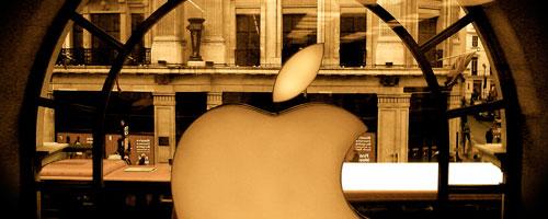 苹果之肢解