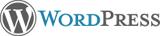 wordpress 2.5 logo