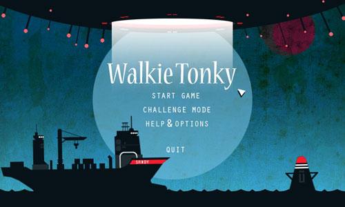 walkietonky
