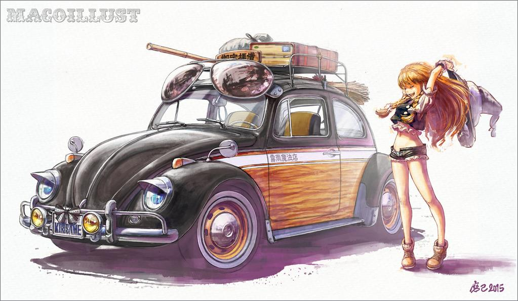 marisa beetle